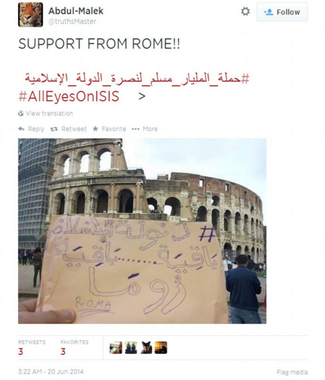 twitter-isis-foto-colosseo